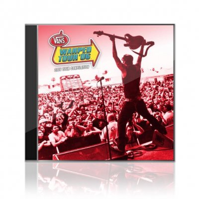 Vans Warped Tour 2006 Tour Compilation | CD