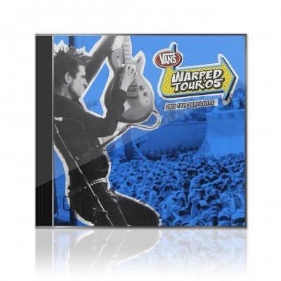 Various Artists - Vans Warped Tour 2005 Tour Compilation | CD