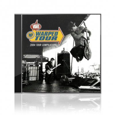 shop - Vans Warped Tour 2004 Tour Compilation | CD