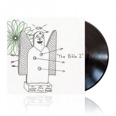 Andrew Jackson Jihad - The Bible 2 | Black Vinyl