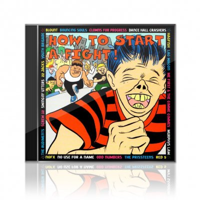 Various Artists - How To Start A Fight | CD