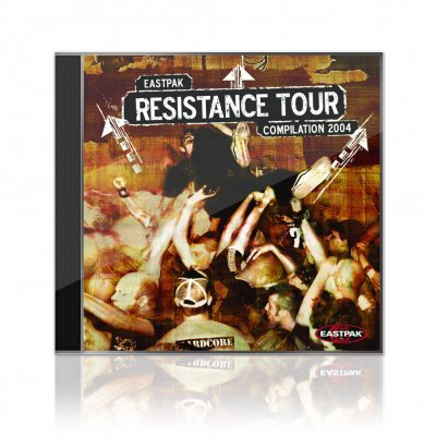 Various Artists - Eastpak Resistance Tour Comp. 2004 | CD