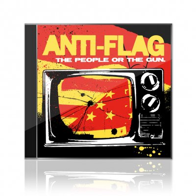 The People Or The Gun | CD