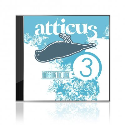 Atticus Dragging The Lake 3 | CD