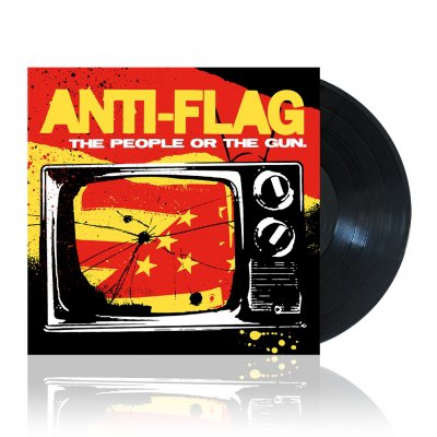 Anti-Flag - The People Or The Gun | Black Vinyl