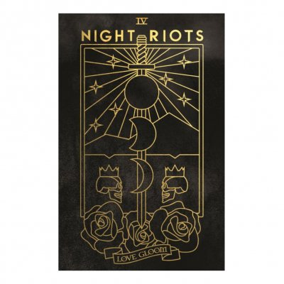 night-riots - Tarot | Lithograph