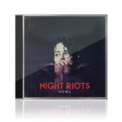 night-riots - Howl | CD