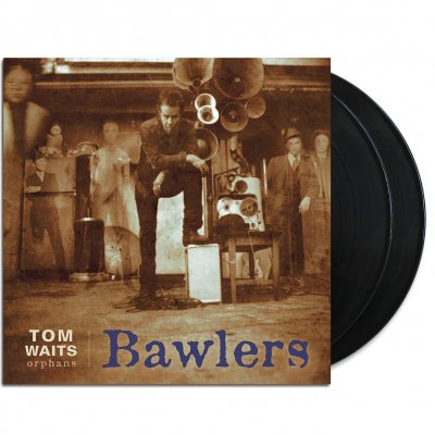 tom-waits - Bawlers | Remastered 2x180g Vinyl