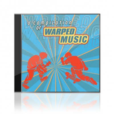A Compilation Of Warped Music | CD