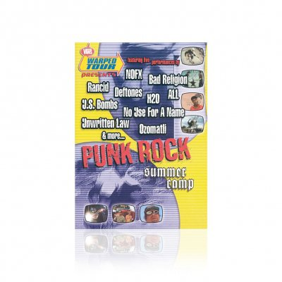 Various Artists - Punk Rock Summer Camp | DVD