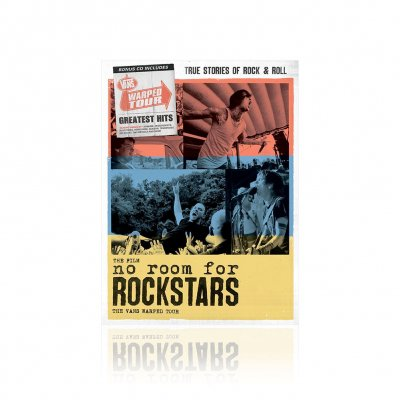 No Room For Rockstars | DVD