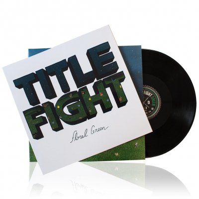 Title Fight - Floral Green | 180g Black Vinyl