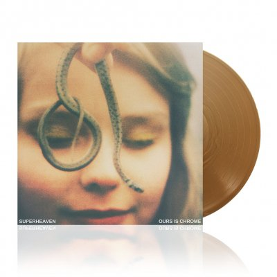 Superheaven - Ours Is Chrome | Gold Vinyl