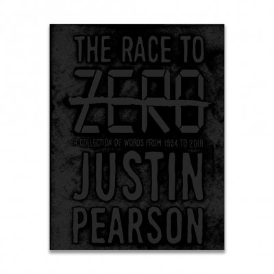 Justin Pearson - The Race To Zero | Book