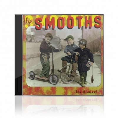 The Smooths - No Brakes | CD