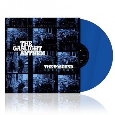 The Gaslight Anthem - The '59 Sound Sessions | DLX Blue Vinyl