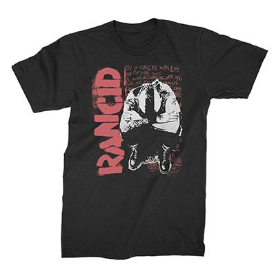 Rancid - Don't Care Nothing | T-Shirt