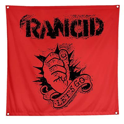 Rancid - Let's Go | Flag