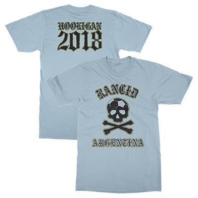 rancid - Argentina World Cup 2018 | T-Shirt