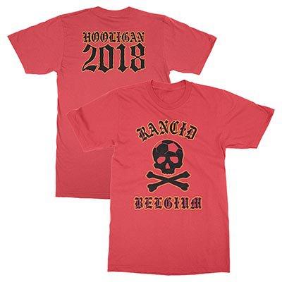 rancid - Belgium World Cup 2018 | T-Shirt