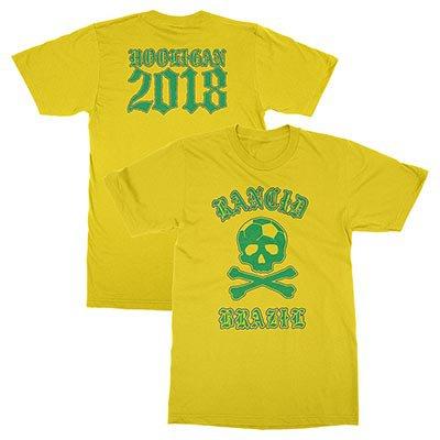 rancid - Brazil World Cup 2018 | T-Shirt