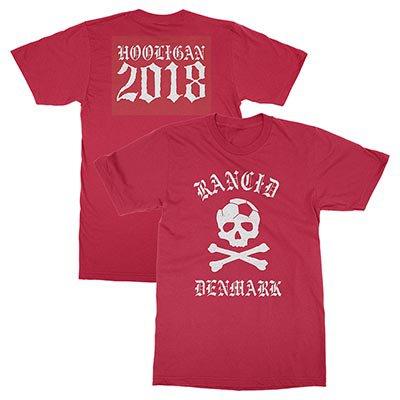 rancid - Denmark World Cup 2018 | T-Shirt