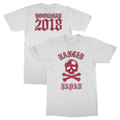 rancid - Japan World Cup 2018 | T-Shirt