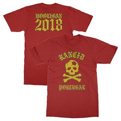 rancid - Portugal World Cup 2018 | T-Shirt