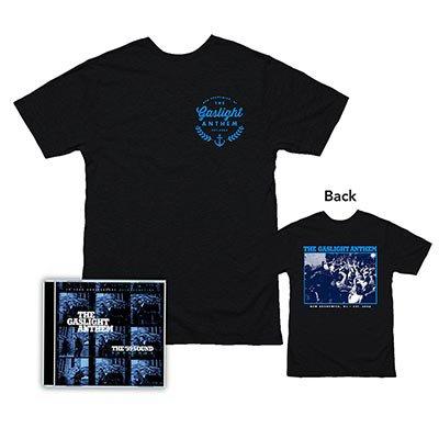 The Gaslight Anthem - The '59 Sound Sessions | CD + T-Shirt Bundle