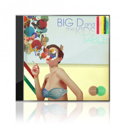 Big D And The Kids Table - Fluent In Stroll | CD