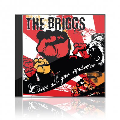The Briggs - Come All You Madmen | CD