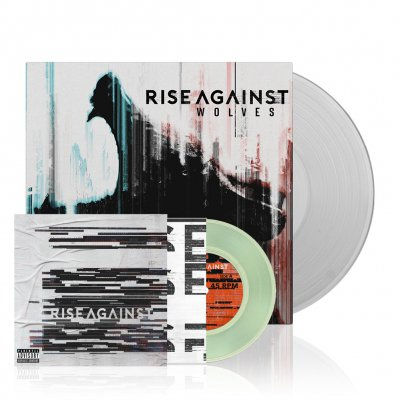 shop - Megaphone/Wolves | Colored Vinyl Bundle