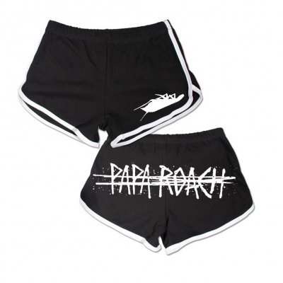 shop - Logo | Womens Track Shorts