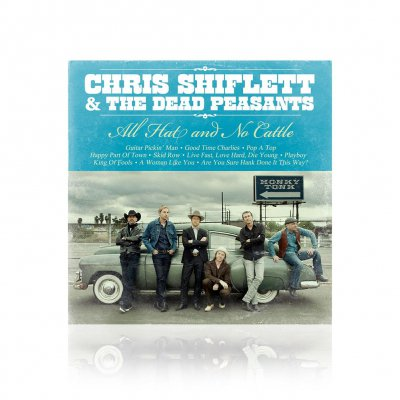 Chris Shiflett - All Hat And No Cattle | CD