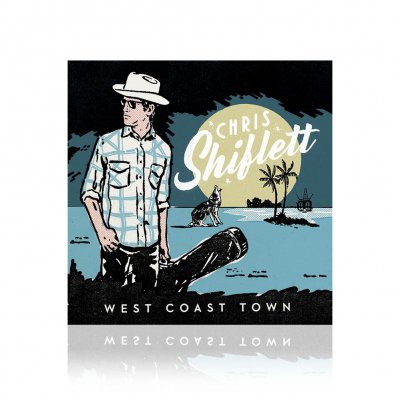 Chris Shiflett - West Coast Town | CD
