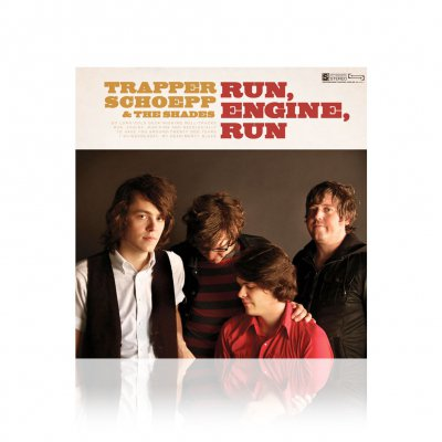 Trapper Schoepp - Run, Engine, Run | CD