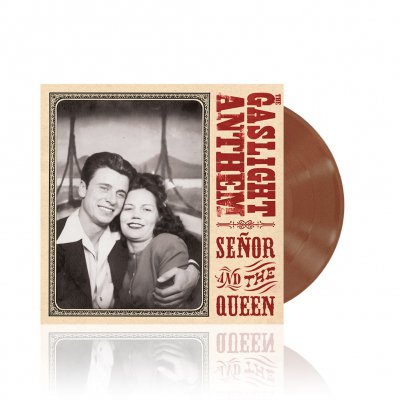 The Gaslight Anthem - Senor And The Queen | Lim. Brown 10 Inch