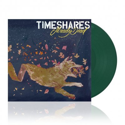 shop - Already Dead | Green Vinyl