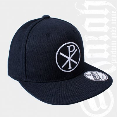 PX Black | Yupoong Snap Back
