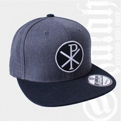 PX Grey | Yupoong Snap Back