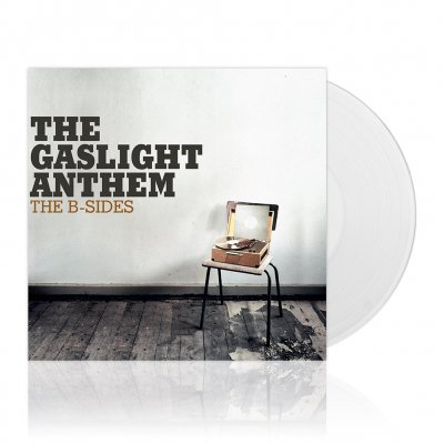 the-gaslight-anthem - The B-Sides | White Vinyl