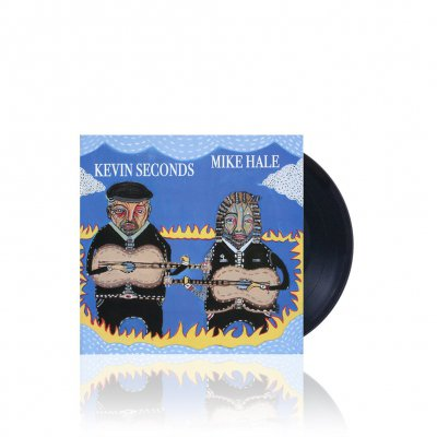 Kevin Seconds/Mike Hale - Split | Black 7 Inch
