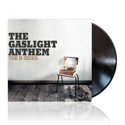 the-gaslight-anthem - The B-Sides | Black Vinyl