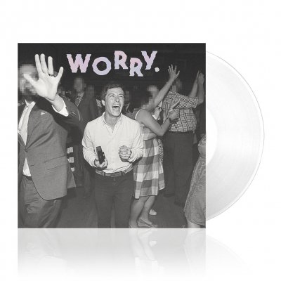 Jeff Rosenstock - Worry. | Clear Vinyl