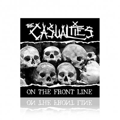 The Casualties - On The Front Line | CD