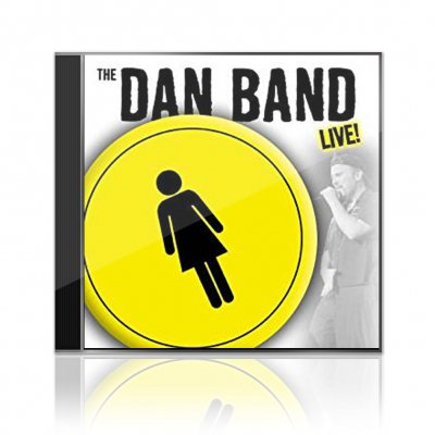 The Dan Band - The Dan Band Live | CD