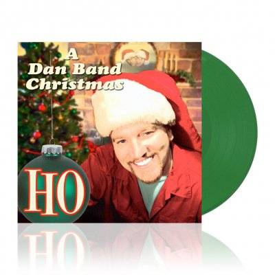 sideonedummy-records - Ho: A Dan Band Xmas | Trans. Green Vinyl