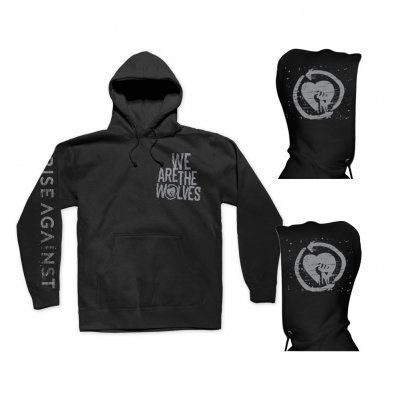 rise-against - We Are The Wolves | Hoodie