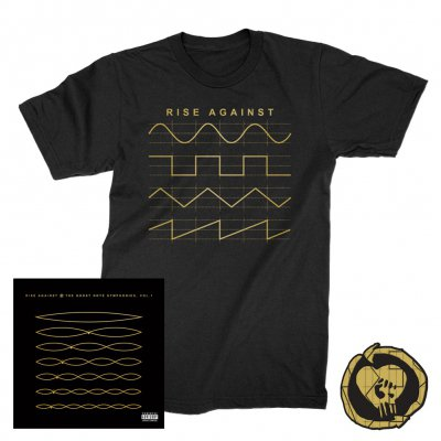 Rise Against - The Ghost Note Symphonies | CD Bundle