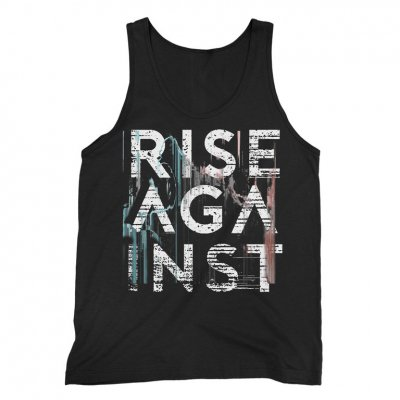 rise-against - Stacked Wolves | Tank Top